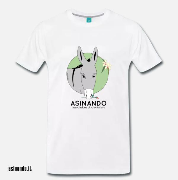 T-shirtbianco